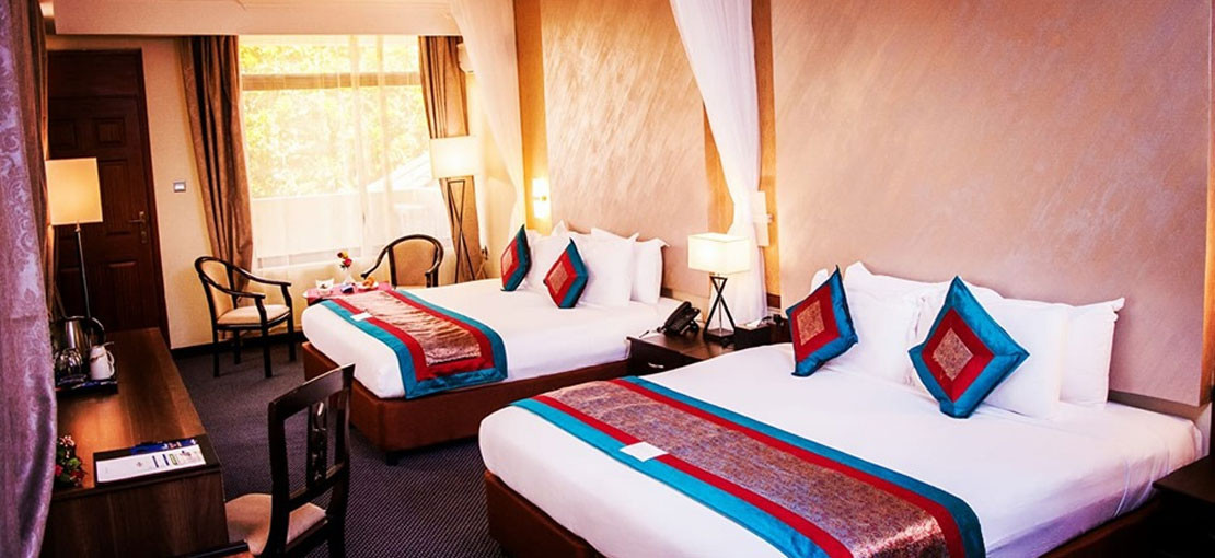 The Finest Room Accommodation offered in Kisumu
