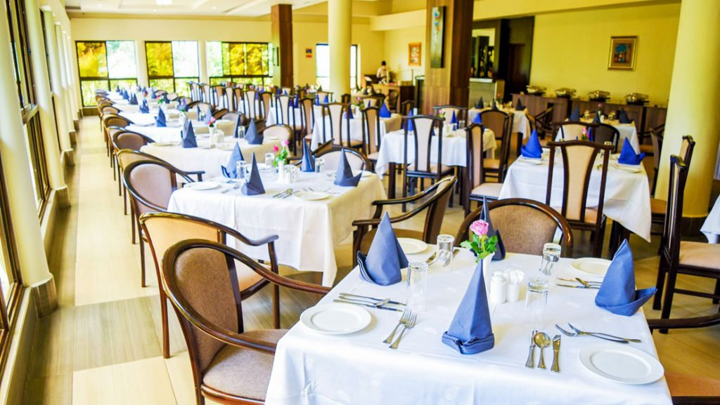 all day dining restaurant in Kisumu